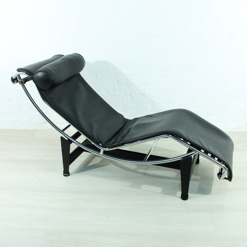 - LC4 Chaise Lounge By Le Corbusier For Cassina